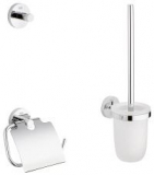 GROHE 40407001 Essentials WC-Set 3 in 1