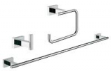 GROHE 40777001 Essentials Cube Bad-Set 3 in 1